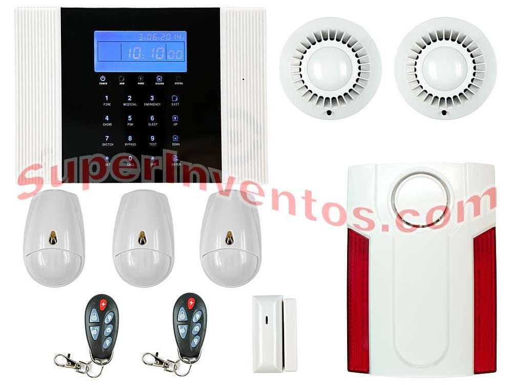 Alarma sin cuotas para viviendas unifamiliares g8 sistema de alarma para chalets h brida - Sistemas de calefaccion para viviendas unifamiliares ...